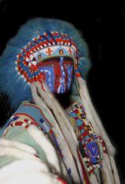 Loup Blanc chaman - chamanisme origine