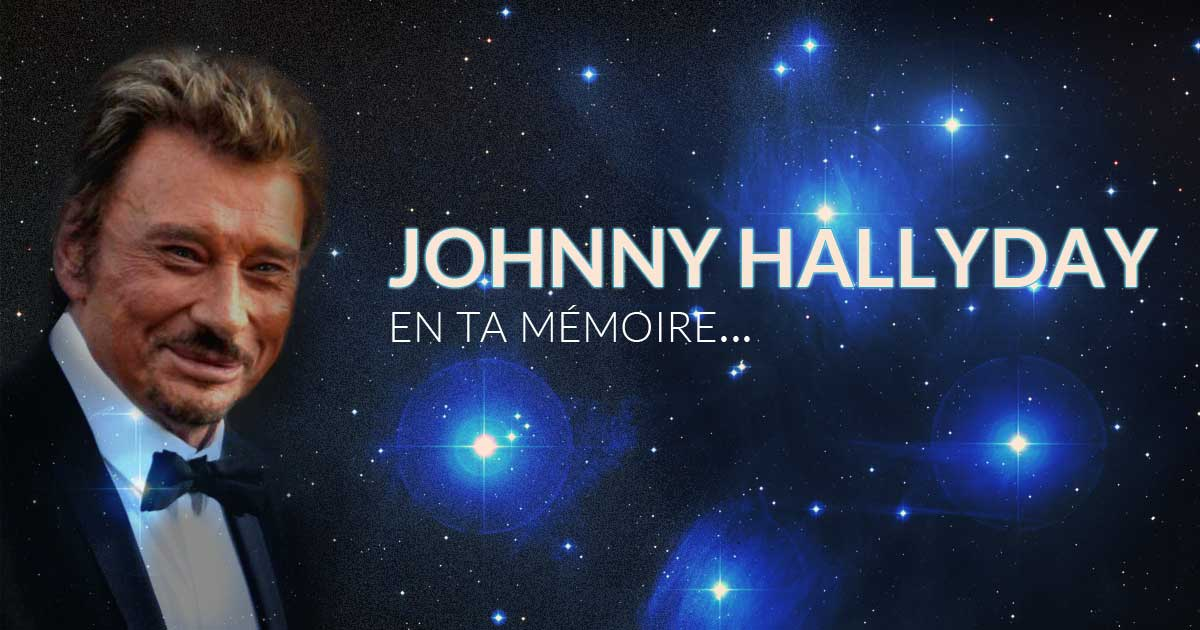 Hommage à Johnny