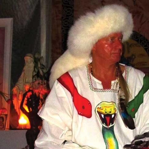 loup blanc chaman chamanisme