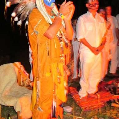 Prière aux ancêtres